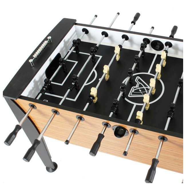 G01342W Atomic Games Pro Force Arcade Foosball Soccer Table 7