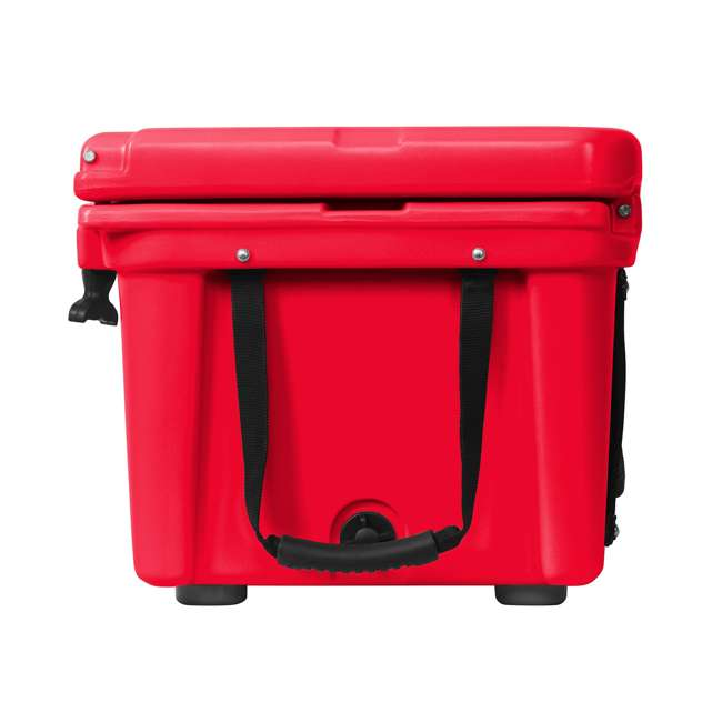 ORCRE/RE026 ORCA 26-Quart 6.5-Gallon Ice Cooler, Red