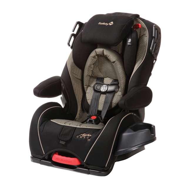 Safety 1st Alpha Omega Elite Convertible Car Seat Sand