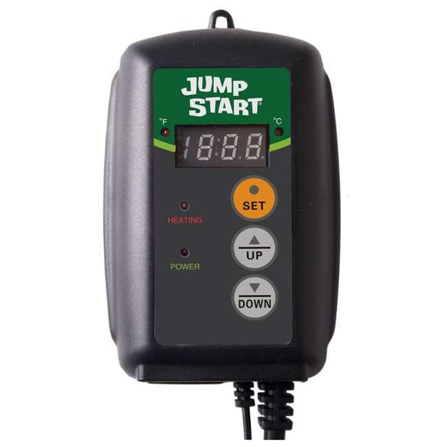 MTPRTC-U-A Hydrofarm Hydroponic Seedling Heat Mat Digital Temperature Controller - Open Box