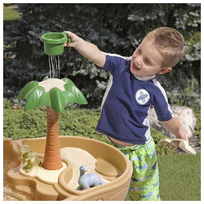 874500 Step2 Dino Dig Sand and Water Play Activity Table  2