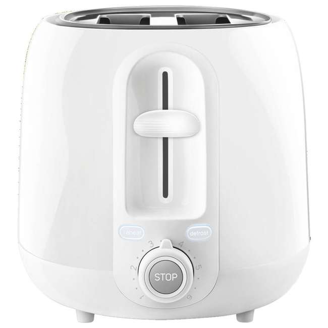 STS30WH-NAA1 Electric Toaster, White 1
