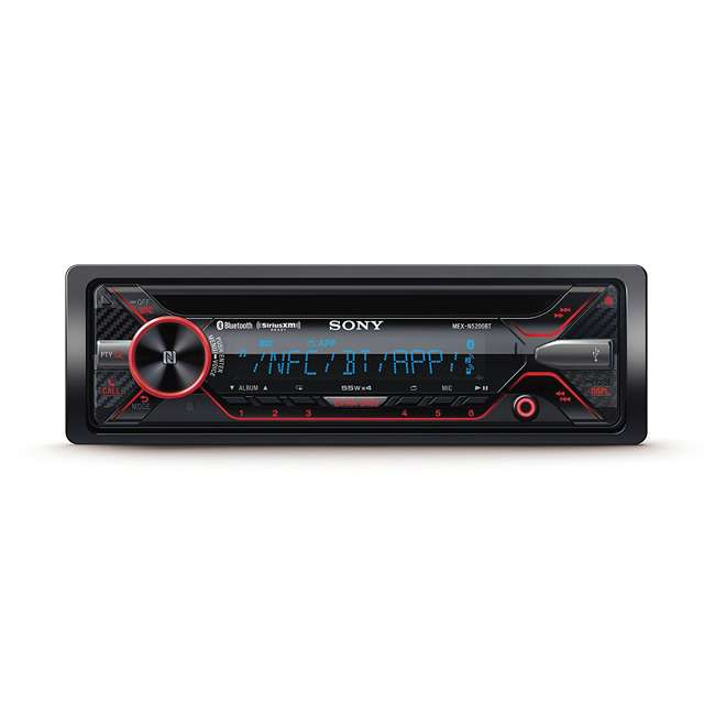 MEXN5200BT-OB Sony MEXN5200BT CD Player Receiver with Bluetooth (Open Box) 1