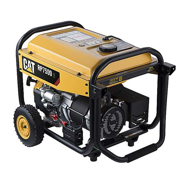 CAT-490-6491 RP7500 E Portable Generator  1