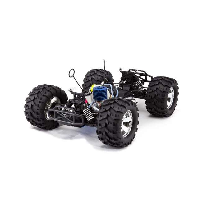 EARTHQUAKE3.5-NEW-RED Redcat Racing Earthquake 3.5 1/8 Scale Nitro Remote Control Monster Truck Toy 5