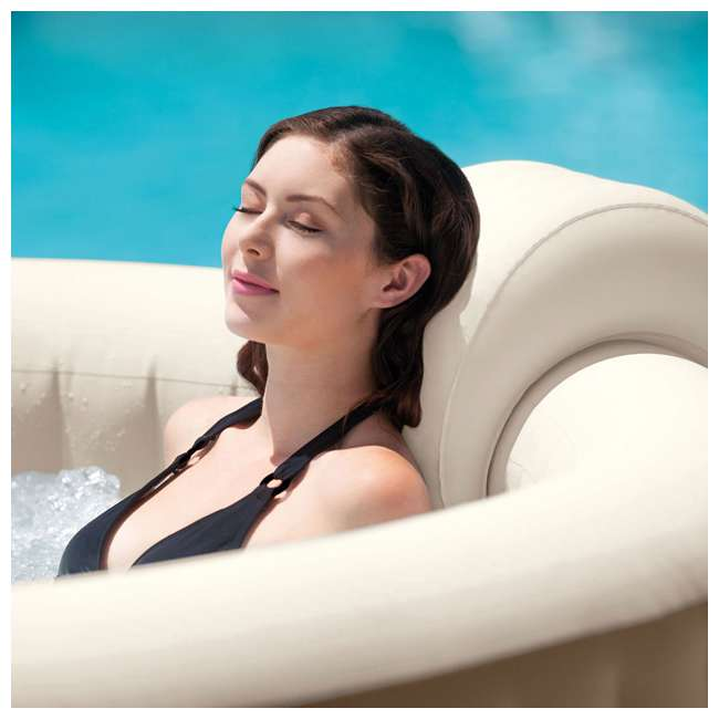 28501E Intex PureSpa Inflatable Headrest Accessory 3