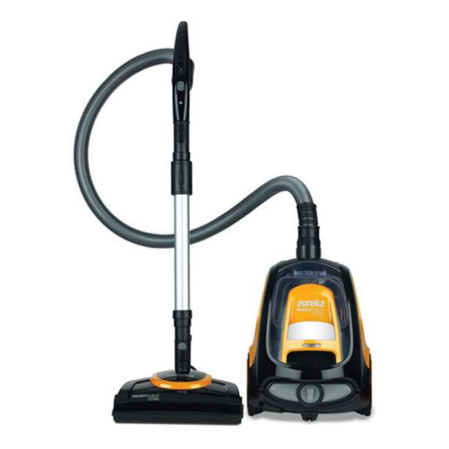 3500AE-RB-U-C Eureka ReadyForce Total Bagless Canister Vacuum Cleaner (Refurbished)(For Parts)