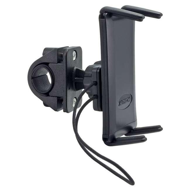 SM632 Arkon SM632 Slim Grip Ultra Flexible Bike or Motorcycle Handlebar Phone Mount