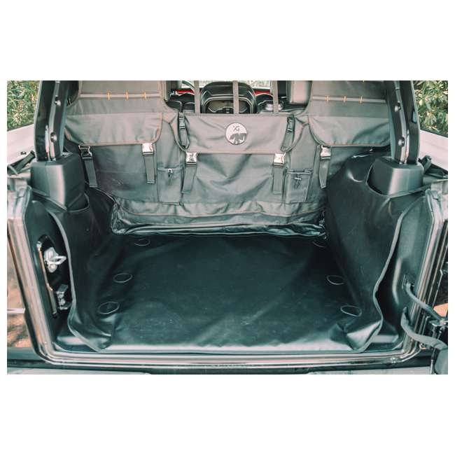 XG-313 XG Cargo Sportsman Pet Floor Liner for Jeep Wrangler JL w/ Right Sidewall Speaker 1