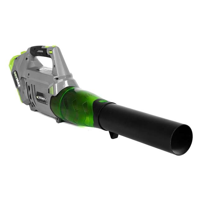LB20058 Earthwise 58-Volt Lithium-Ion Cordless Electric Leaf Blower
