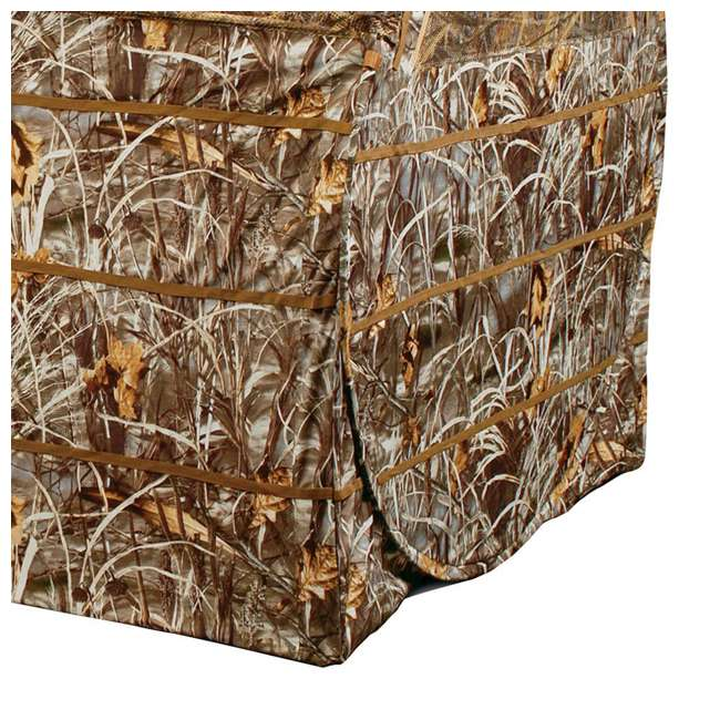 AMERI-1R42S040DFR Ameristep Duck Commander Bale Out Waterfowl Hunting Blind 2