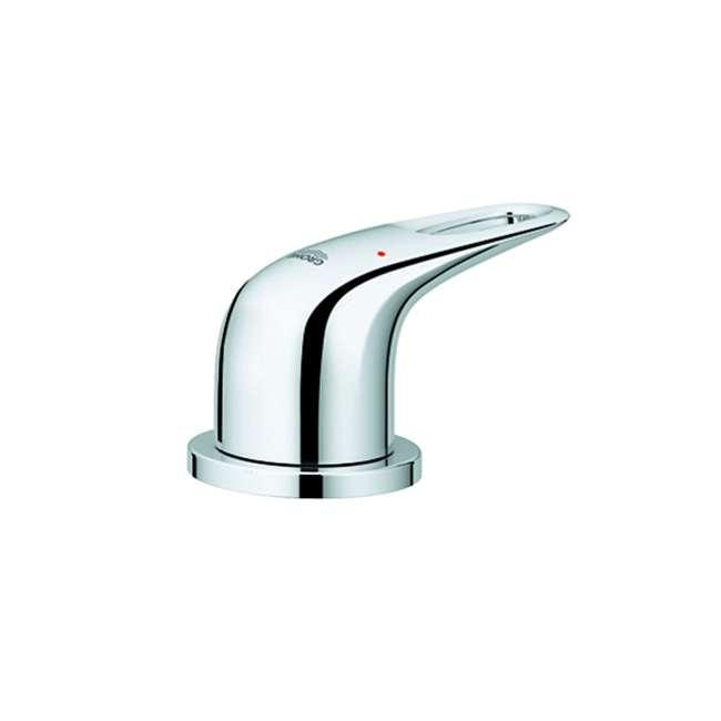 19991003-U-A Grohe Eurostyle 4 Hole Bathtub Faucet w/ Handshower, Chrome (Open Box) (2 Pack) 3