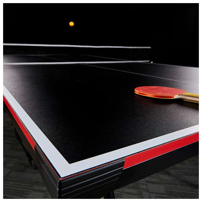 TTT218_108P Lancaster Tournament Folding Table Tennis Table 4