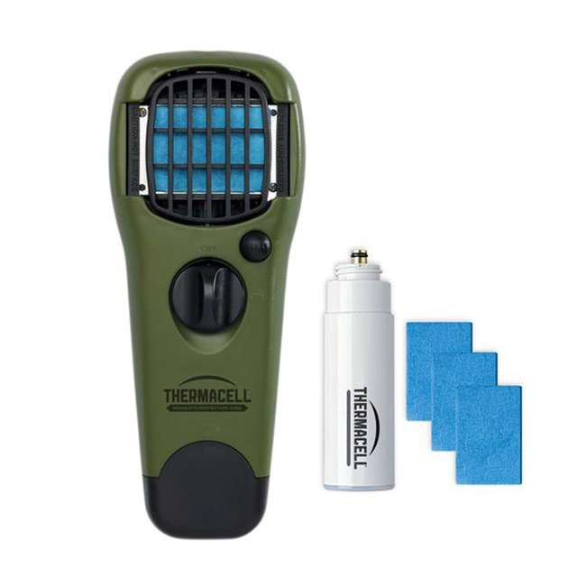 MRGJ Thermacell MR150 Portable Mosquito Repellent 1