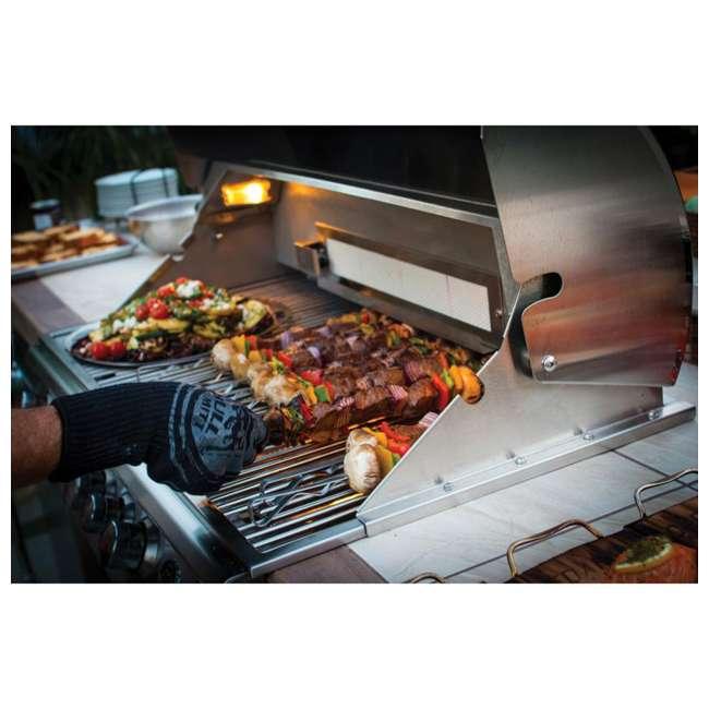 BOPA-24134 Bull Heat Resistant Pit BBQ Mitt 1