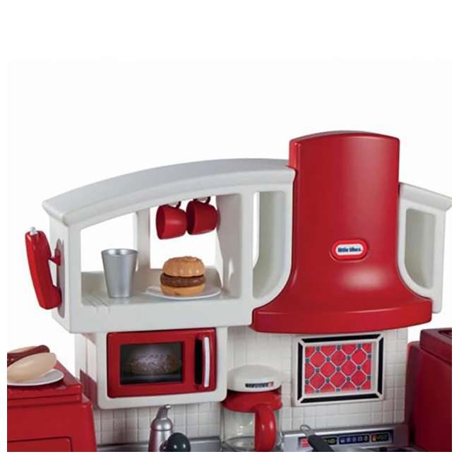 626012MP Little Tikes Cook 'n Grow Kitchen Play Set 4