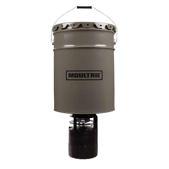 MFG-13058 Moultrie 6.5 Gallon Pro-Hunter Hanging Feeder