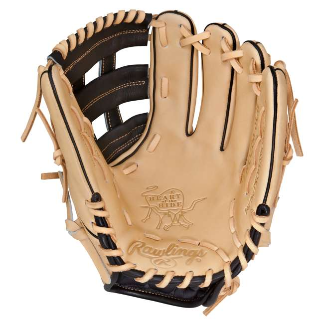 PRO206-6CB Rawlings Heart of the Hide 12-Inch Infield Adult Baseball Glove 2