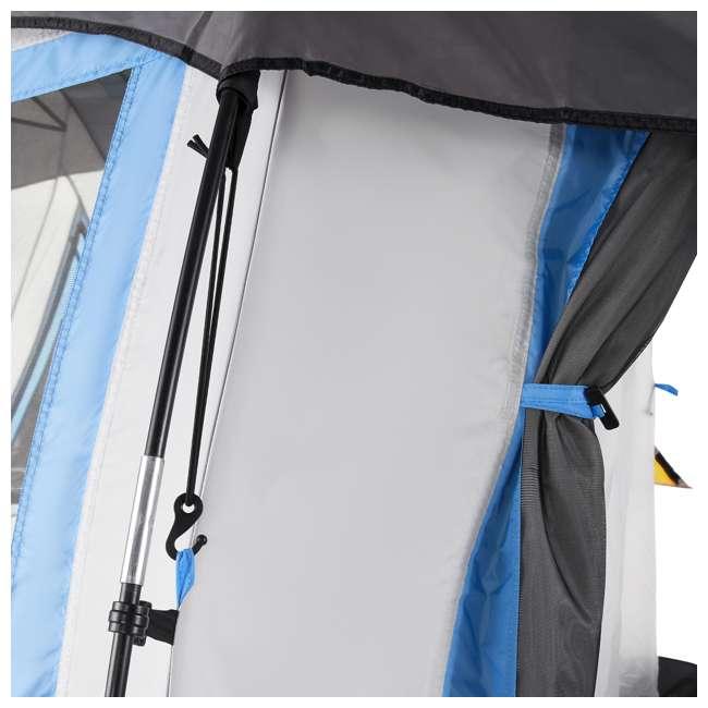 TGT-PRESCOTT-12-C Tahoe Gear Prescott 12 Person 3 Season Instant Outdoor Family Camping Cabin Tent 5