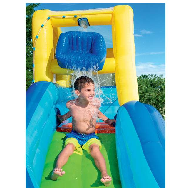 53319E-BW Bestway H2OGO! Hydrostorm Splash Mega Inflatable Water Park 2