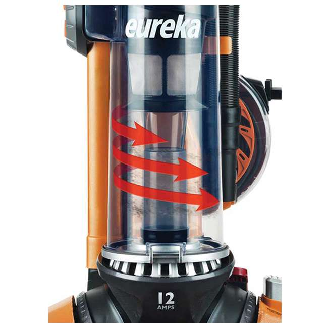 Eureka Vacuum AirSpeed UNLIMITED Rewind Upright Cleaner