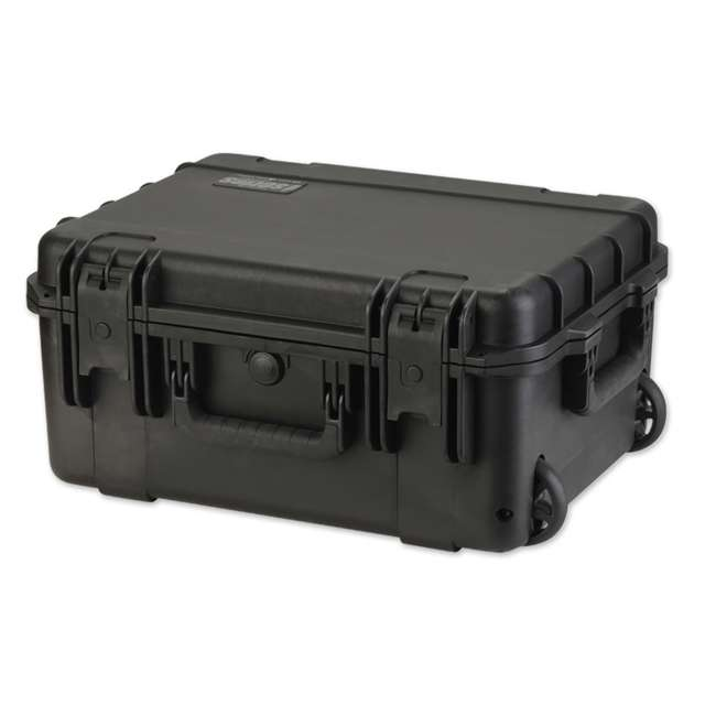 3i-1914-8B-C SKB iSeries 1914-8 Waterproof UV Impact Corruption Resistant Utility Case, Black