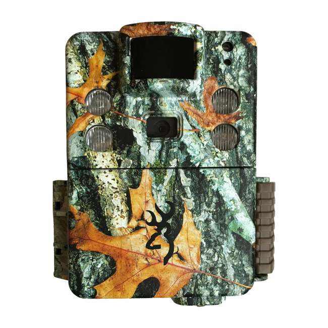 BTC 5HDPX Browning BTC-5HDPX Game Trail Cameras Strike Force Pro X 20 MP Game Cam, Camo