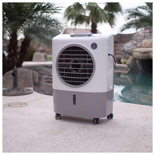 MC18M Hessaire MC18M Indoor/Outdoor Portable 500 Sq Ft Evaporative Swamp Air Cooler 8