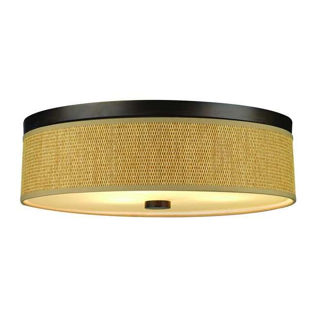 3 x PLC-F615620 Philips Forecast 60W Cassandra Ceiling Light, Sorrel Bronze (3 Pack) 1