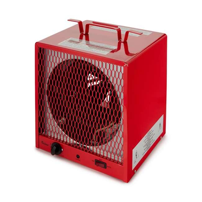 3 x DR-988R Dr. Infrared Heater 240 Volt 5600 Watt Garage Portable Space Heater (3 Pack) 2