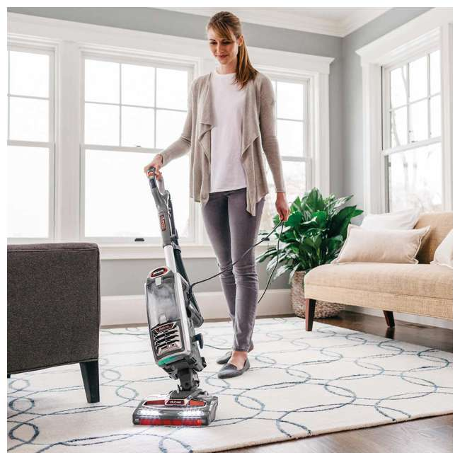 UV810_EGB-RB Shark UV810 DuoClean Powered Lift Away Upright Vacuum (Certified Refurbished) 4