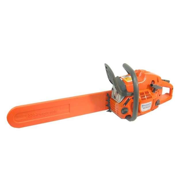 HV-CS-965030298 Husqvarna 455 Rancher 20-Inch 55.5 cc 3.5 Hp Gas Powered Chainsaw 2