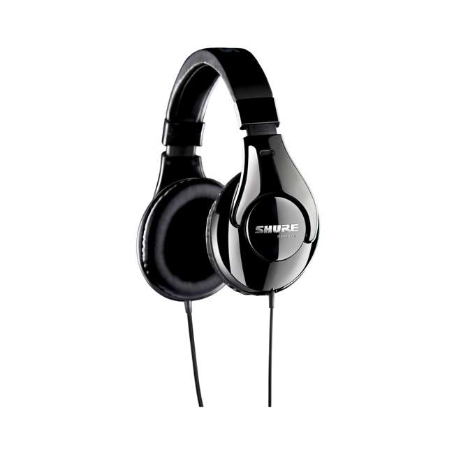 SRH240A Shure SRH240A Professional Over-Ear Headphones (2 Pack) 1