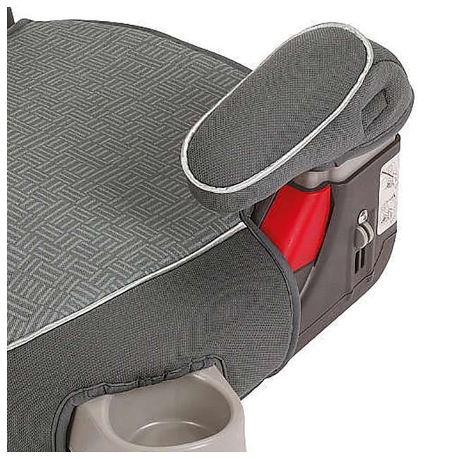 Graco Backless Turbobooster Car Seat Jagger