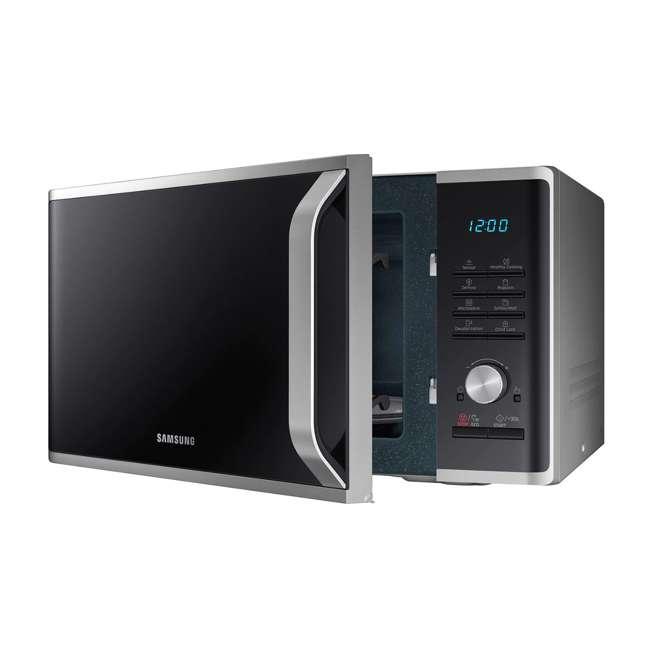 MS11K3000AS-RB Samsung 1.1 Cubic Foot Countertop Microwave Oven, Black (Certified Refurbished) 4