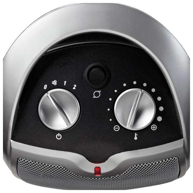 LKO-5409-TN Lasko 5409 Portable Personal Electric 1500W Oscillating Ceramic Space Heater 1