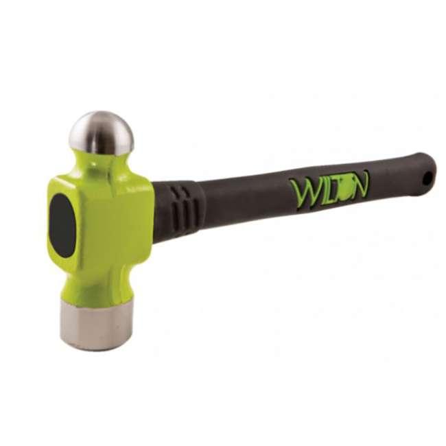 WIL-10025 + JPW-11111 Wilton 5-Inch Jaw ATV All Terrain Hitch ViseWilton BASH 3-Piece Steel Mechanics Hammer Set Kit  9