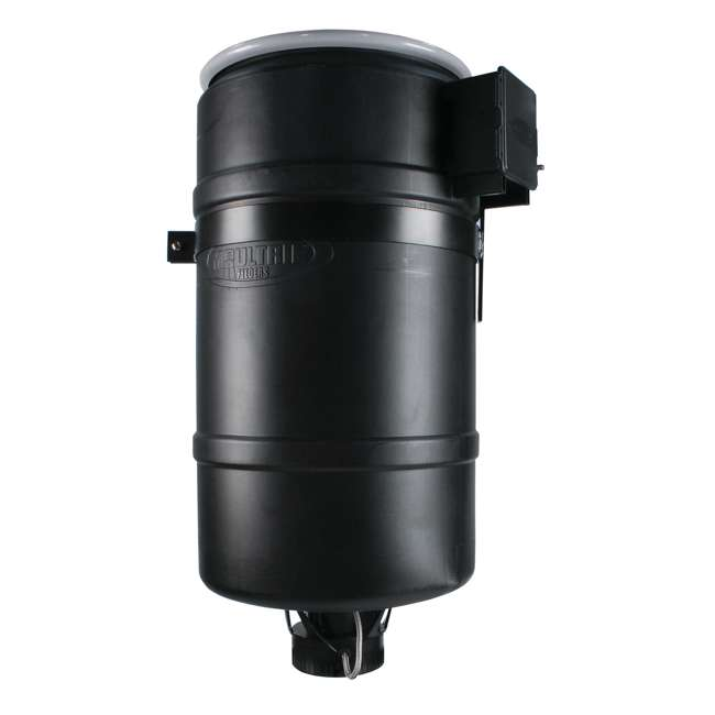 2 moultrie 30 gallon feedcaster pro directional pond for Moultrie fish feeder