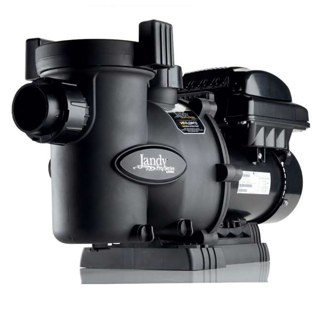 Jandy Pro Vs Flopro Variable Speed 1 0 Hp Pump With Jep R
