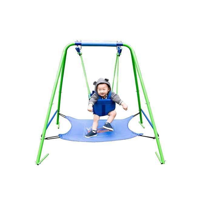 SW-028 My First Toddler Swing with Bungee Cord Bouncer Seat