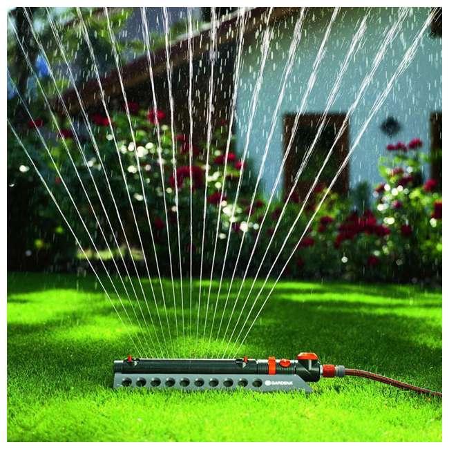GARD-1979-U Gardena 1979 3900-Ft Oscillating Sprinkler 4