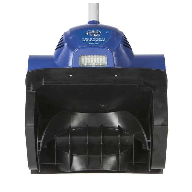 SNJ-323E-U-A Snow Joe 13 Inch 10 Amp Motor Electric Snow Shovel with Headlights (Open Box) 4