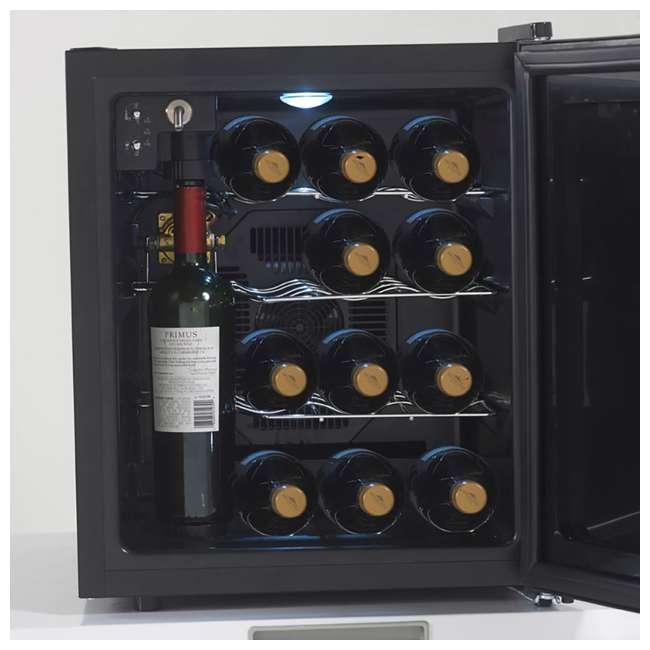 WCP13-IS Avanti 13-Bottle Wine Cooler Chiller Preserver and Dispenser 3