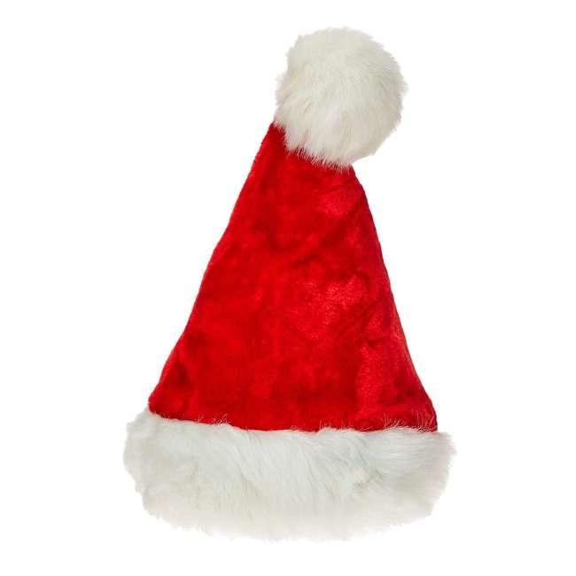 23331 Rubie's Regal Plush Santa Suit, XL 4