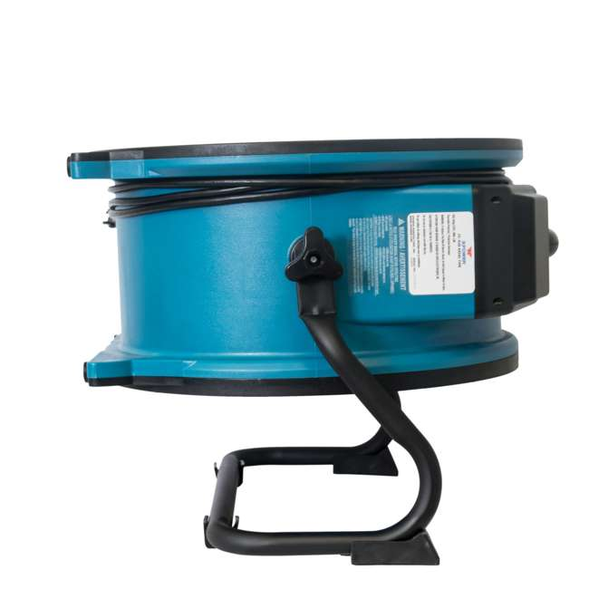 FC-420 XPOWER FC-420 Pro Air 18 Inch 3600 CFM 360 Degree Rotation Utility Fan, Blue 6