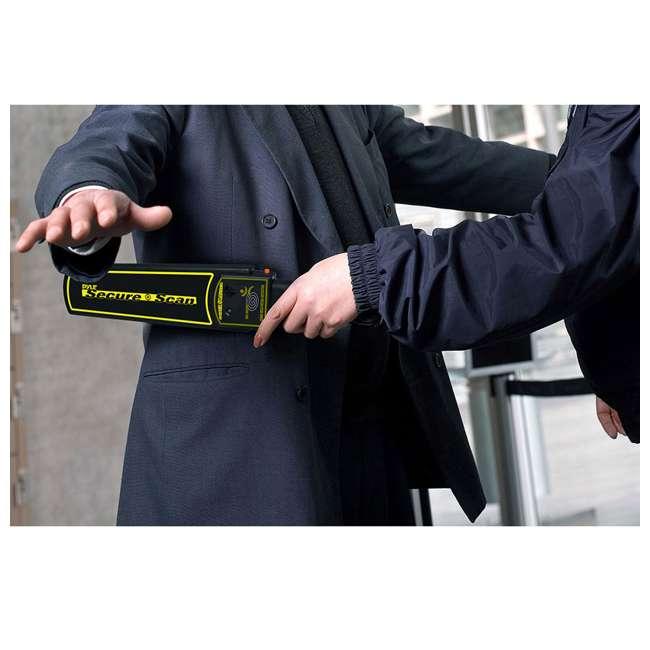 PMD38 Pyle Secure Scan Handheld Metal Detector Wand Scanner (2 Pack) 5