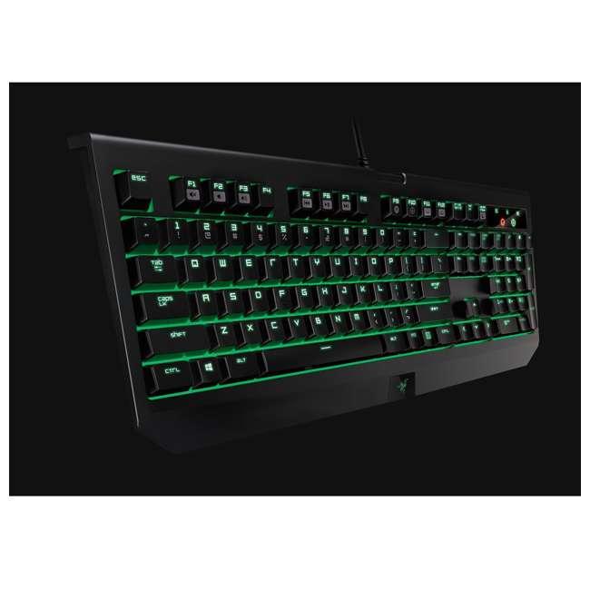 5 x RZ03-01701700-R3U1 Razer BlackWidow Ultimate Stealth Switch Mechanical Keyboard (5 Pack) 3