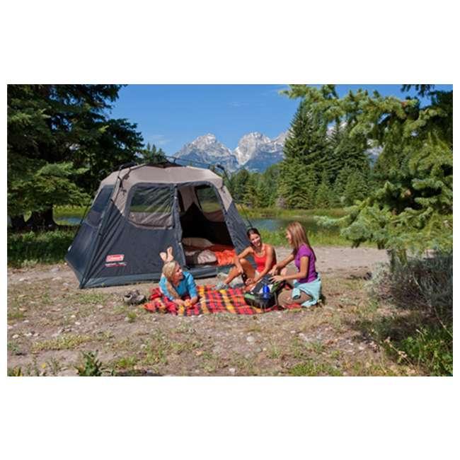Coleman 6 Person Instant Tent w/ WeatherTec System - 10u0027 x 9u0027  sc 1 st  VMInnovations & Coleman 6 Person Instant Tent w/ WeatherTec System - 10u0027 x 9 ...