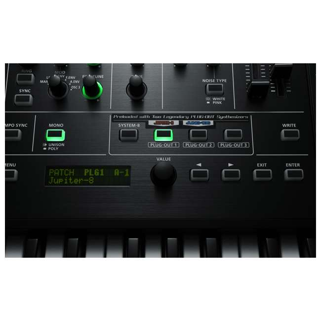 SYSTEM-8 Roland SYSTEM-8 Tabletop DJ Plug-Out Synthesizer (2 Pack) 6