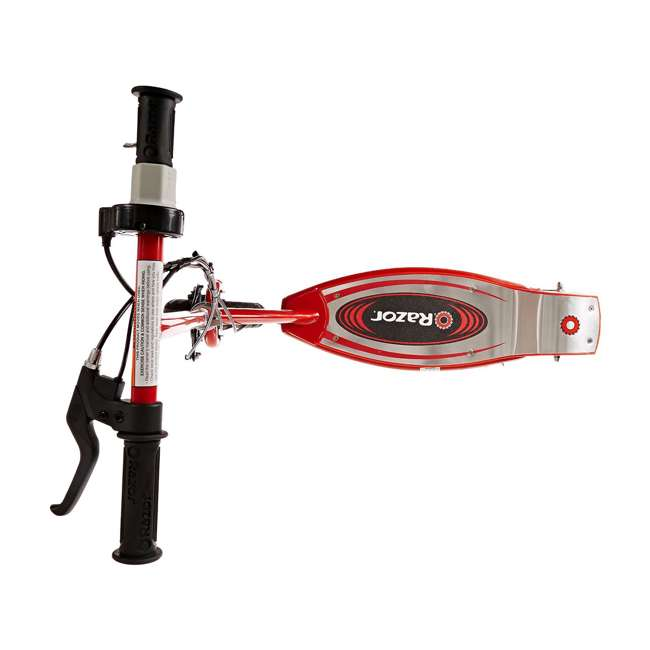 13111260 Razor E100 Electric Scooter, Red 2